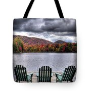 My Autumn View Tote Bag