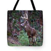 My Best Side Tote Bag
