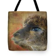 My Best Side Profile Tote Bag