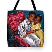 My Big Brother-my Little Sister1 Tote Bag