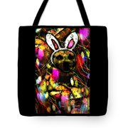 My Bitch With Treats Tote Bag