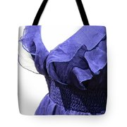 My Blue Dress Tote Bag