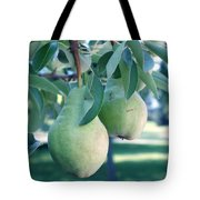 My Brothers Pear Tree Tote Bag