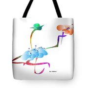 Your Chariot Awaits Tote Bag