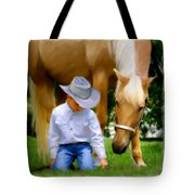 My  Companion Tote Bag