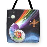 My Creation Story Tote Bag