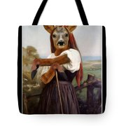 My Deer Shepherdess Tote Bag