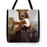 My Deer Shepherdess Tote Bag