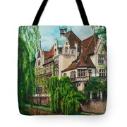 My Dream House Tote Bag