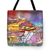 My Dream Place In Spain Tote Bag