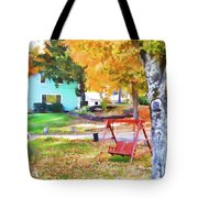 My Favorite Time Of Year Tote Bag