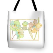 My Favourite Flowers Tote Bag