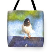 My Feathers Tote Bag