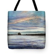 My First Sunset Tote Bag