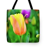 My First Tulip Tote Bag