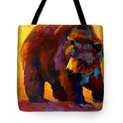 My Fish - Grizzly Bear Tote Bag