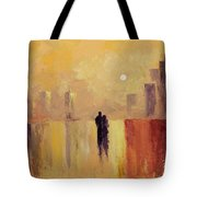 My Friend My Lover Tote Bag