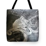 My Friend The Octopus Tote Bag