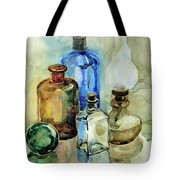 My Glass Collection II Tote Bag