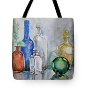 My Glass Collection IIi Tote Bag