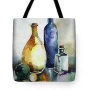 My Glass Collection Iv Tote Bag
