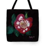 My Grandma's Rose Tote Bag
