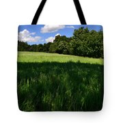 My Green Tote Bag