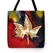 My Grey Autumn I I I Tote Bag