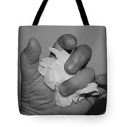 My Hand By Hans Tote Bag