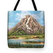 My Head Is In The Clouds  Tote Bag