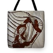 My Heart - Tile Tote Bag