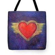 My Heart My Strength Tote Bag