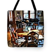 My House Tote Bag