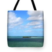 My Island In The Sand Tote Bag