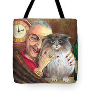 My Jewels Tote Bag by Shelly Wilkerson