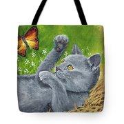 My Kitty Tote Bag