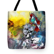My Knight In Shining Armour Tote Bag