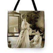 My Lady Daisy Tote Bag