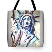 My Lady Liberty  Tote Bag