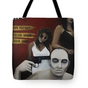 My Life Oh Roulette Tote Bag