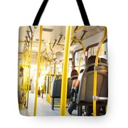 My Lifetime, My Day, My Bus, My Prision Tote Bag