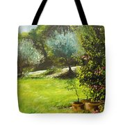 My Love Of Trees IIi Tote Bag