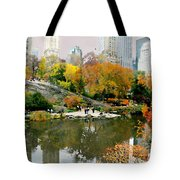 My Manhattan Tote Bag