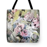 My Momma's Peonies Tote Bag