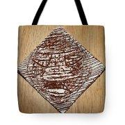 My Monday - Tile Tote Bag
