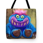 My Monster Friend Tote Bag