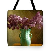 My Mother's Lilacs Tote Bag