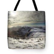My Mountain Kitchen Tote Bag