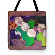 My Mouth Tote Bag
