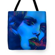 My Name Is Ice Cold Lady Tote Bag